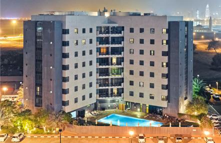 Arabian Park Hotel Dubai Adresse